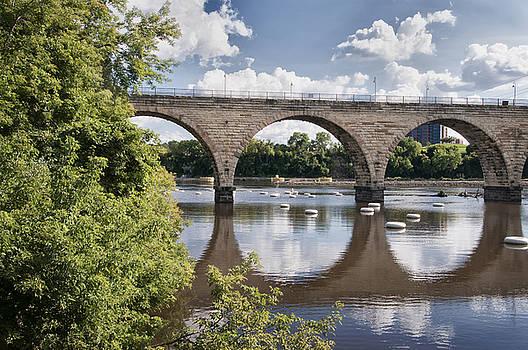 Stone Arch Bridge by Karen Hermann