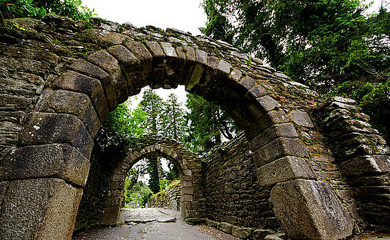Mike Shaw - Stone Arches