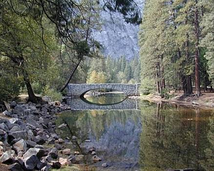 Stone Bridge by Richard Nodine