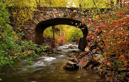Stone Bridge by David Kocherhans