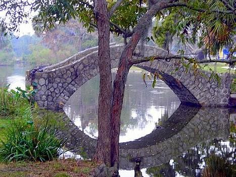 Stone Bridge by Ted Hebbler