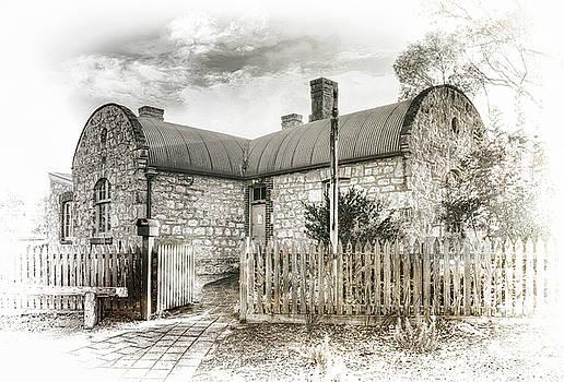 Stone Cottage by Wayne Sherriff