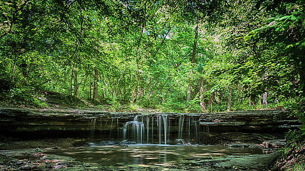 Susan Rissi Tregoning - Stone Creek Falls