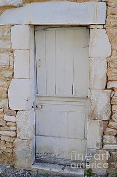 Stone Door by Kate Stoupas