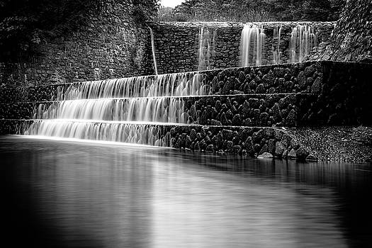 Stone Falls by Alan Raasch