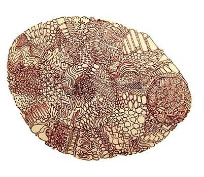Stone Fish by Gabe Art Inc