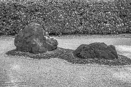 Stone Garden by Paul Donohoe