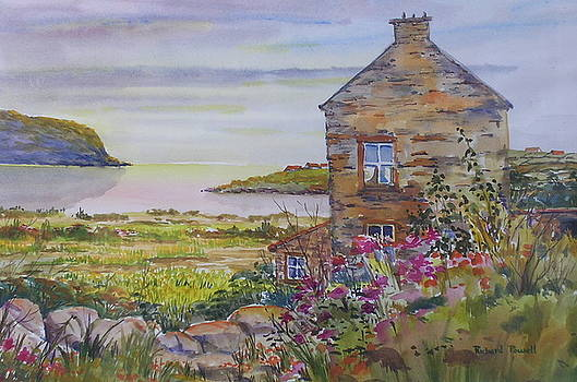 Stone House by the Sea by Richard Powell