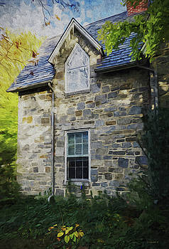 Stone House - Paint FX by Brian Wallace