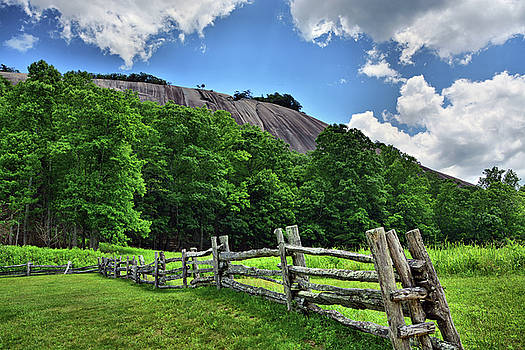 Stone Mountain by Ben Prepelka