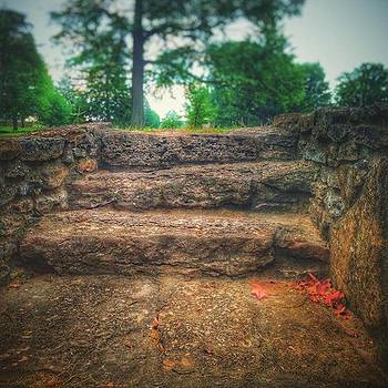 Stone Steps by Phunny Phace