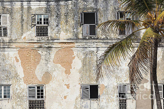 Stone Town the old town in Zanzibar City in Tanzania, is a UNESCO World Heritage site by Mariusz Prusaczyk