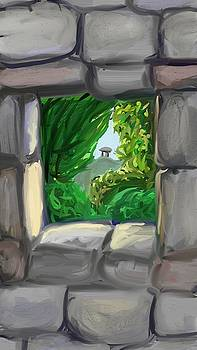 Stone View by Hannah Starrett Wright