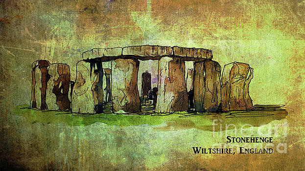 Kathryn Strick - Stonehenge 2016