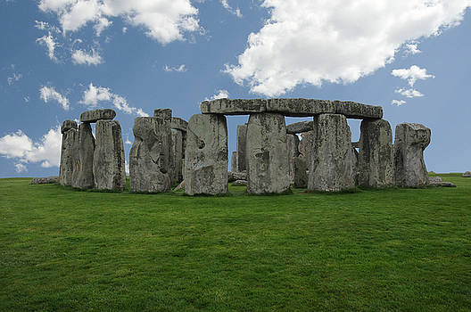 Stonehenge by Al Junco