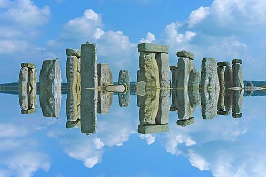 Stonehenge  by Betsy Knapp