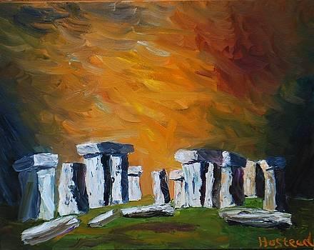Stonehenge by Brian Hustead