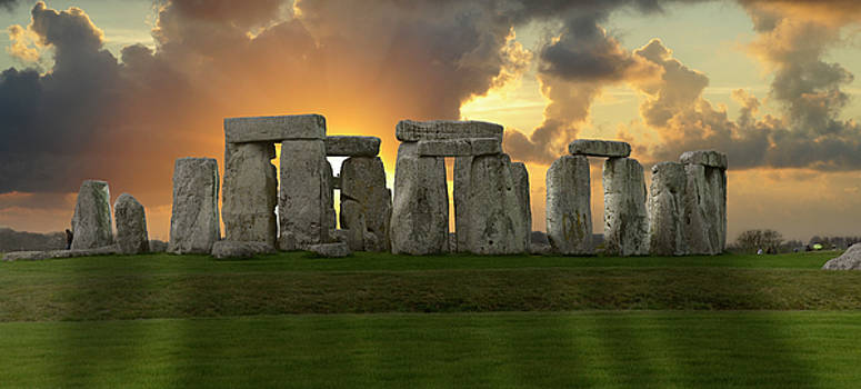 Stonehenge by Don and Bonnie Fink