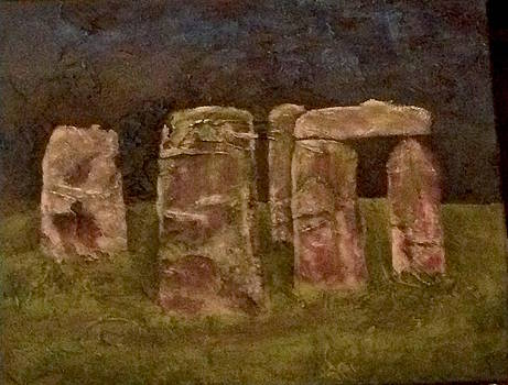 Stonehenge by Kenna Westerman