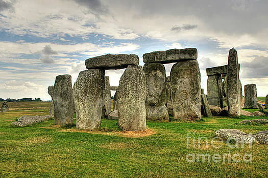 Stonehenge - Number 9 by Timothy Lowry