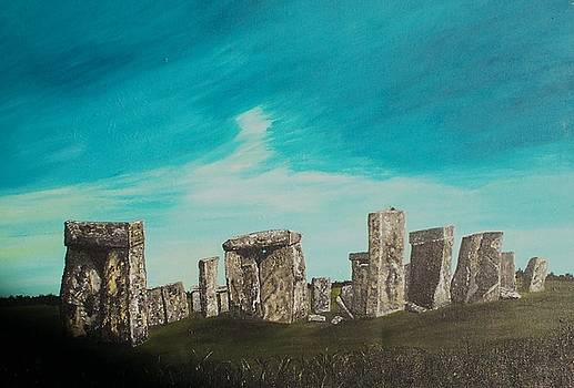 Stonehenge by Tracey Mitchell