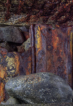 Rusted Stones 2 by Steve Siri