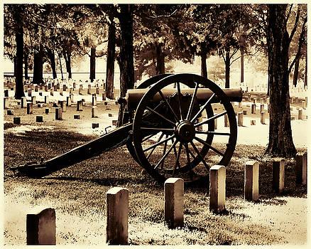Stones River Battlefield Cemetery by TnBackroadsPhotos