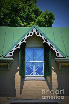 Jost Houk - Stonewall Window