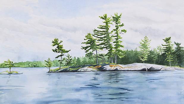 Stony Lake Afternoon by Debbie Homewood