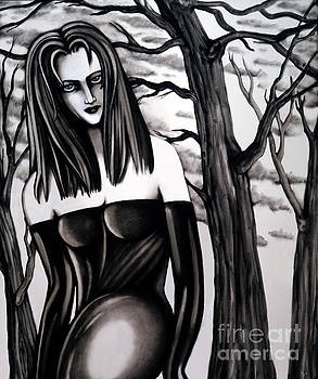 Who do you think you are, killing all My Trees by Valerie White