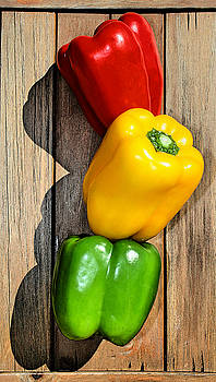 Stop 'N Go Peppers by Kori Creswell