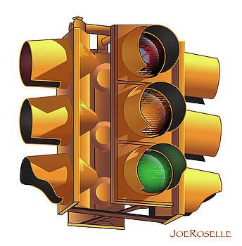 Stoplight by Joe Roselle