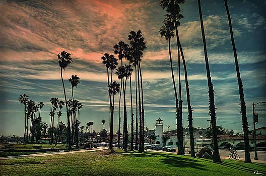Stopover in Santa Barbara by Hanny Heim