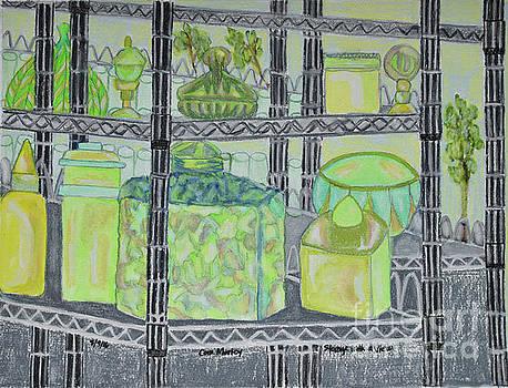 Storage with a View by Cora Eklund
