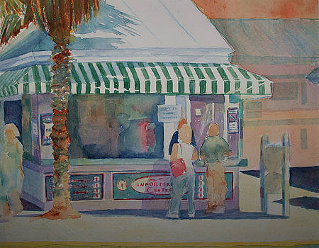 Store front by Donna  Pereira