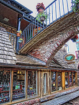 Store front by Scott Childress
