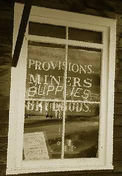 Store Window by Julie Lourenco