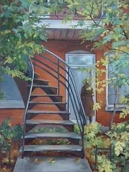 Storied Lives by Rita-Anne Piquet