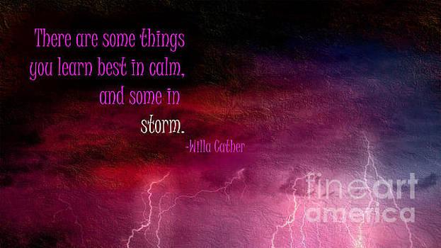 Kathryn Strick - Storm 2016