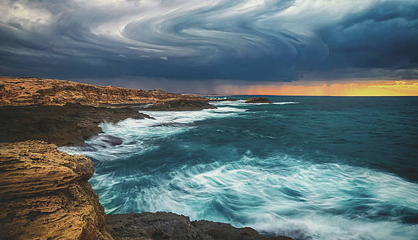 Storm  by Ahmed Shanab