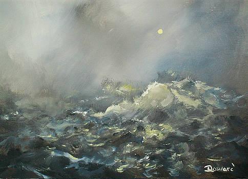 Storm at Sea by Raymond Doward