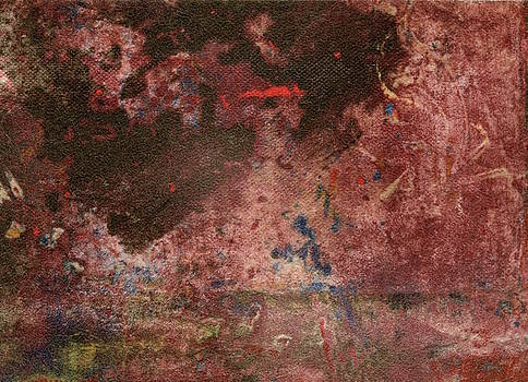 Storm at Sea by Susan Richards