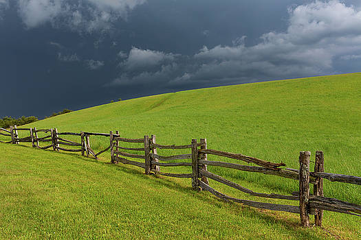 Storm at The Lump by Jim Neal