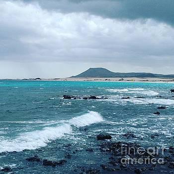 Storm Beach by Mike O'Hagan