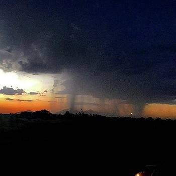 Storm Cloud by Speedy Birdman