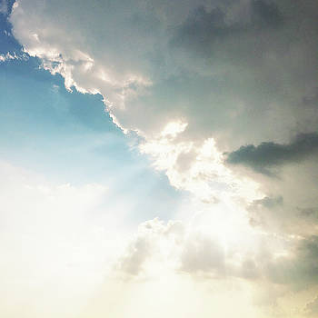 Storm Clouds by Cassia Beck
