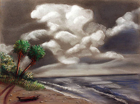 Dorothy Riley - Storm Clouds