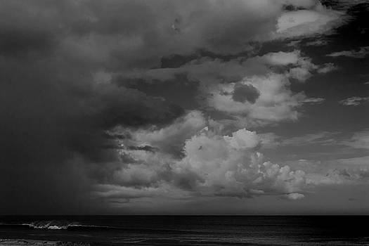 Paul Rebmann - Storm Clouds Over Ocean #1