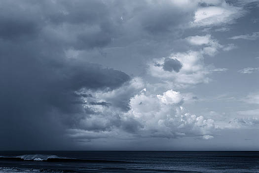 Paul Rebmann - Storm Clouds Over Ocean #2