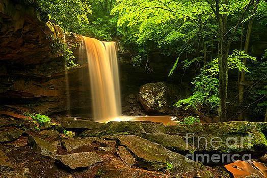 Adam Jewell - Storm Colors Of Cucumber Falls